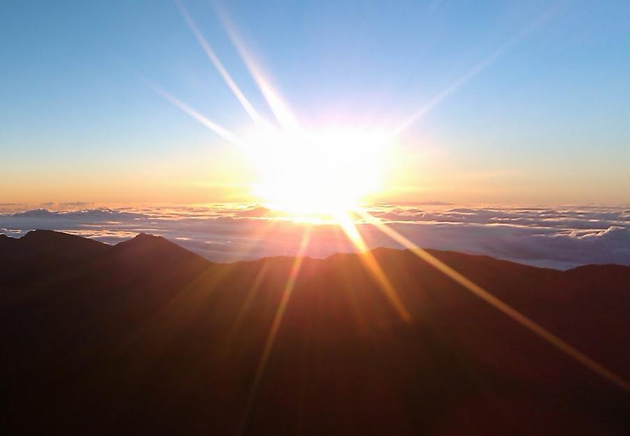 engineering a sunrise