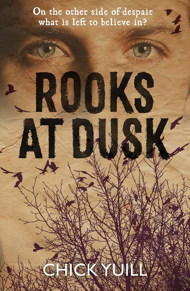 ROOKS AT DUSK cover